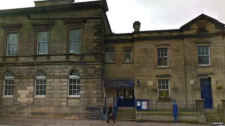 Keighley Town Hall