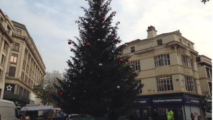 Tree on Church Street
