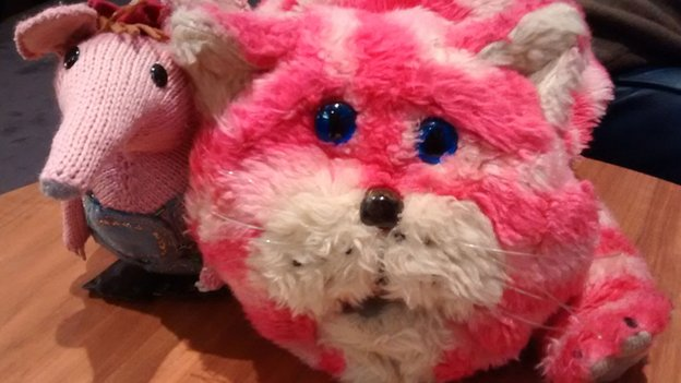 Clanger and Bagpuss