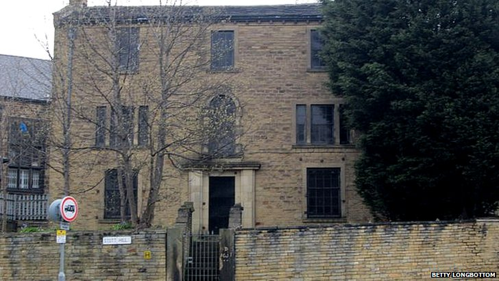 Clergy House
