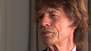 BBC News - Sir Mick Jagger on James Brown and losing L'Wren Scott