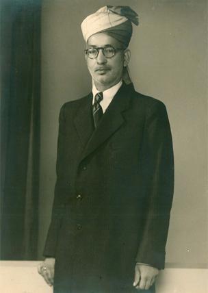 Sheikh Hasan Nazir Ansari