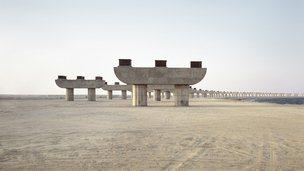 'Abandoned Island Development'. Dubai, United Arab Emirates