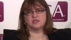 Tracey McDermott from the Financial Conduct Authority