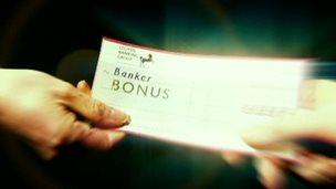 Bankers' bonus cap