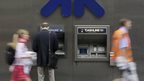 RBS cash machine