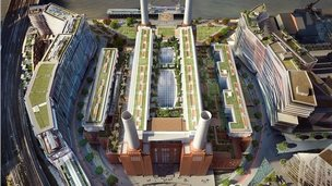 Battersea Power Station development plans