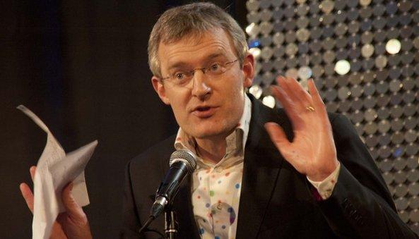 BBC presenter Jeremy Vine
