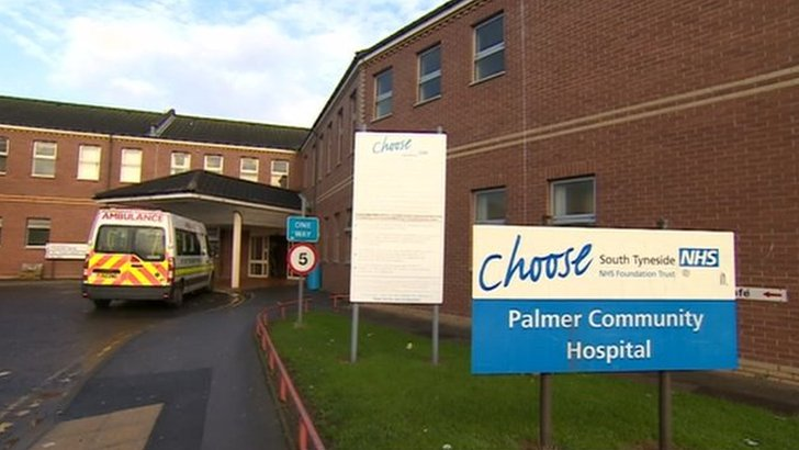 Palmer Community Hospital, Jarrow