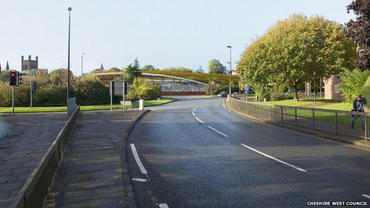 New bus interchange design