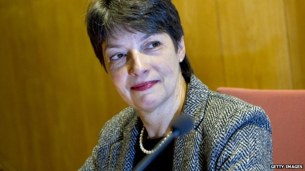 Head of the Swedish investigation in Julian Assange case, Chief prosecutor Marianne Ny, in December 2010