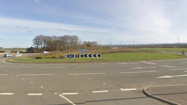 Gowkley Moss Roundabout