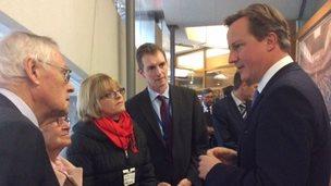David Cameron petition