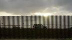 US border