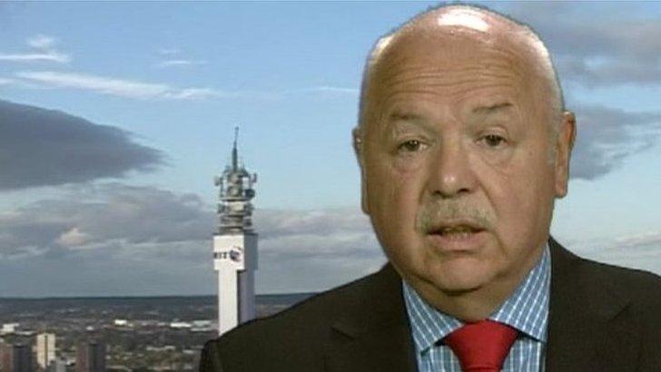 Councillor David Sparks