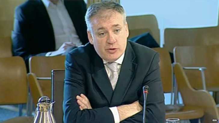Richard Lochhead Rural Affairs and Environment Secretary