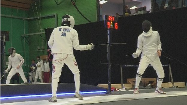 Commonwealth Fencing Championships