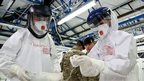 NHS staff to fly out to fight Ebola