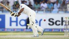 Pakistan batsman Asad Shafiq