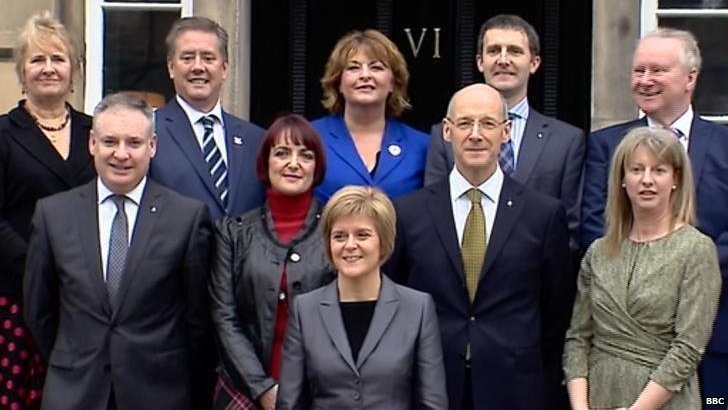Scottish cabinet