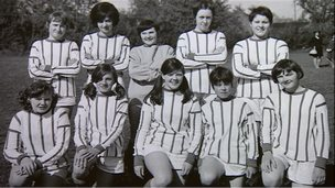 Swindon Spitfires in the 1960s