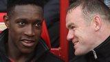 Wayne Rooney and Danny Welbeck