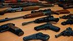 gun amnesty haul
