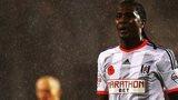 Fulham striker Hugo Rodallega
