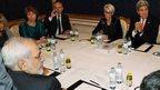The nuclear talks in Vienna, 21 November