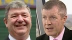 alistair carmichael and willie rennie