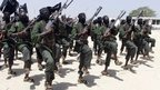 Archive photo of al-Shabab fighters, 2011