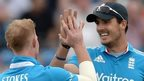 England happy to be underdogs - Finn