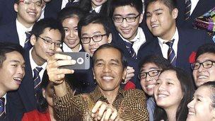 Indonesia President, Joko Widodo