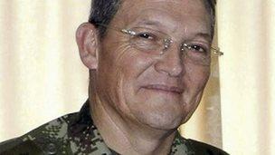 General Azate Mora Nov 2014