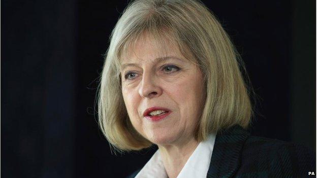 May 'bruised' over EU arrest warrant...