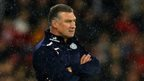 VIDEO: Foxes players frustrated - Pearson