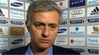 VIDEO: Mourinho hails amazing Chelsea