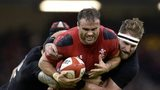 Jamie Roberts for Wales
