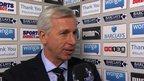 VIDEO: Newcastle were terrific - Pardew