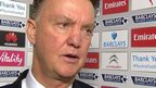 VIDEO: Youngsters can do better - Van Gaal