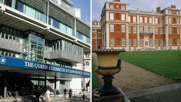 Labour proposes London buildings sale...