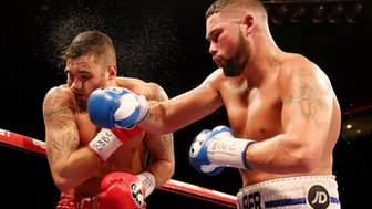 Bellew vs Cleverly