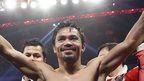 Pacquiao targets Mayweather fight