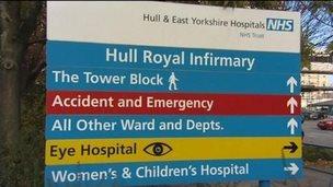 Hull Royal Infirmary