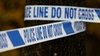 Police tape, generic
