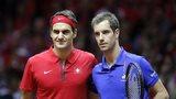 Federer vs Gasquet Davis Cup final