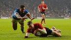 VIDEO: Highlights: England 29-8 Samoa