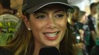 VIDEO: Hamiltons family celebrate title