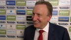 VIDEO: Palace made their own luck - Warnock