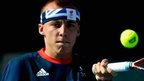 Britons win Nottingham quad doubles